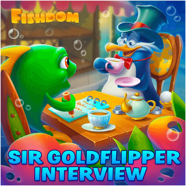 Fishdom game app