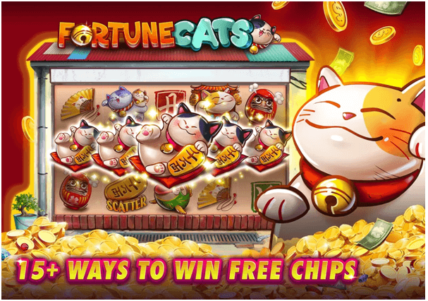 Fortune cats slots