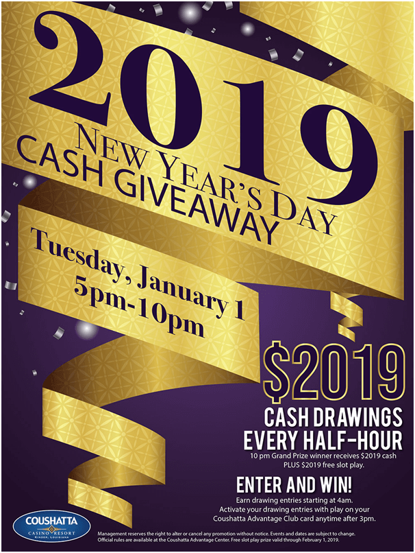 Casino New Year