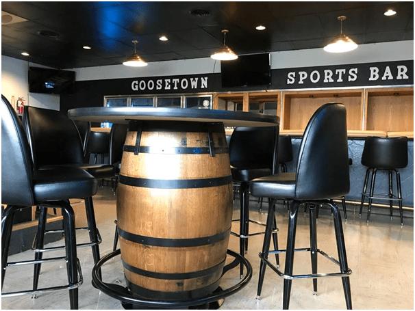 Goosetown sports bar