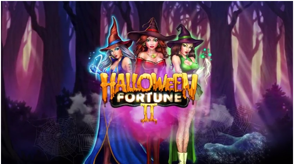 Halloween Fortune Slots 2