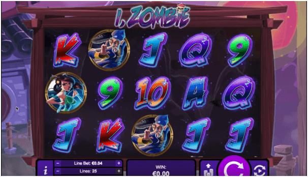 IZombie new slot game to play