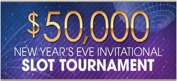 $50,000 Slot Tournament at M Resort Casino