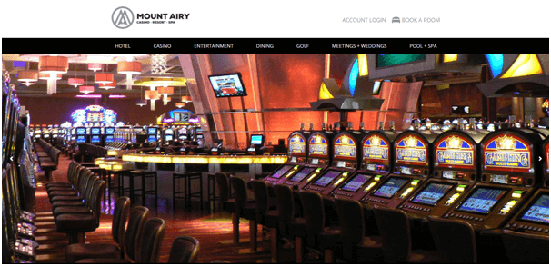 Mount Airy Casino Sports bookie