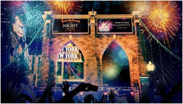 New York Casino New Year 2019