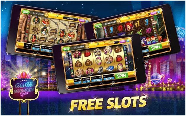OMG Fortune slots free games app