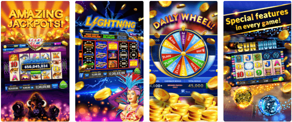 Slot games to play at Heart of Vegas Casino