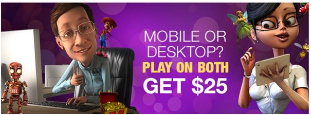 Slots.lv Mobile