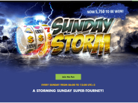 Sunday Storm RIch casino