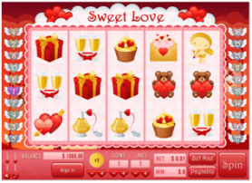 Sweet Love Slot Game