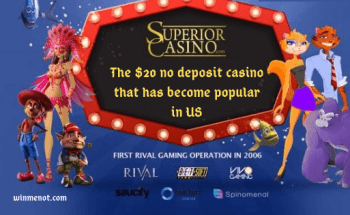 The $20 no deposit casino that has become popular in US