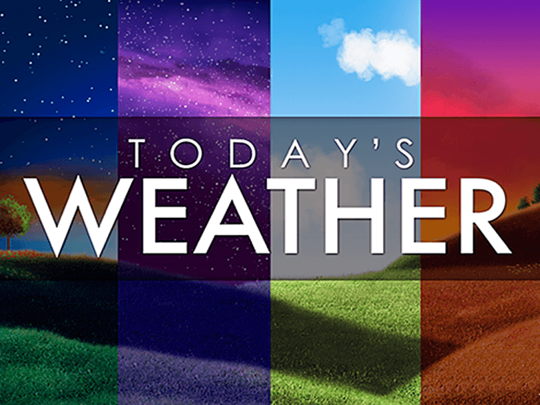 Today`s Weather