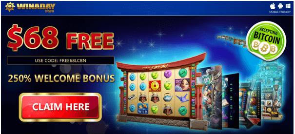 Win A Day Casino Bonus