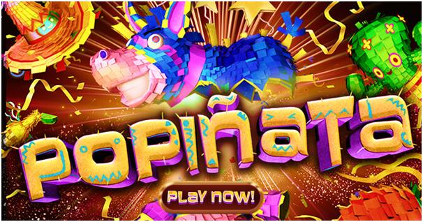 Popinata slot game