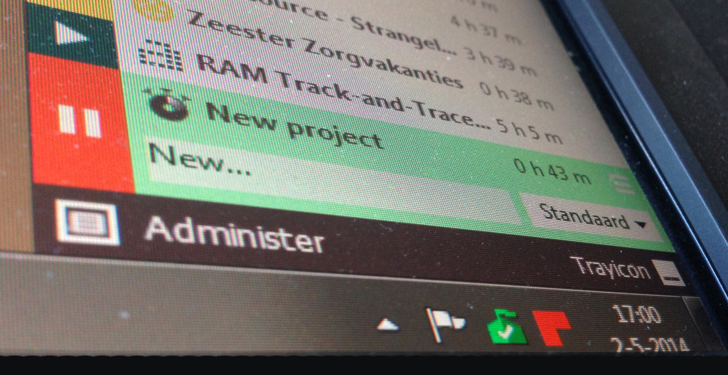 Project Timer