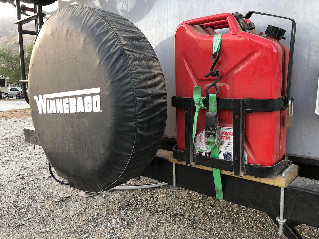 helpful travel trailer upgrades winnebago