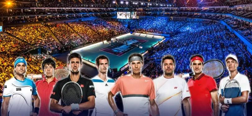 ATP Tour Finals Final 8 2018
