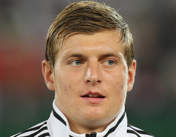 Toni Kroos has been reportedly targeted by Manchester United