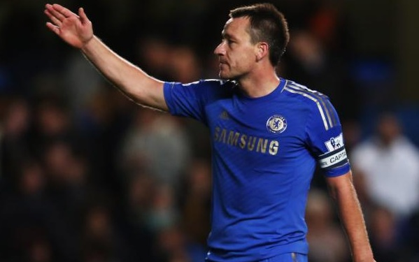 There were suggestions that Chelsea are willing to allow John Terry to leave the club in the summer