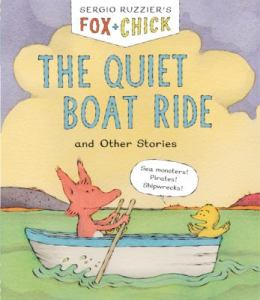 Kids-Fox-And-Chick-The-Quiet-Boat-Ride