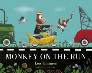 Kids-Monkey-On-The-Run