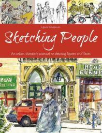 artober-sketching-people