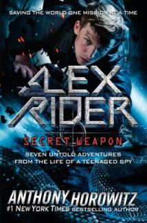 jr-high-alex-rider-secret-weapon