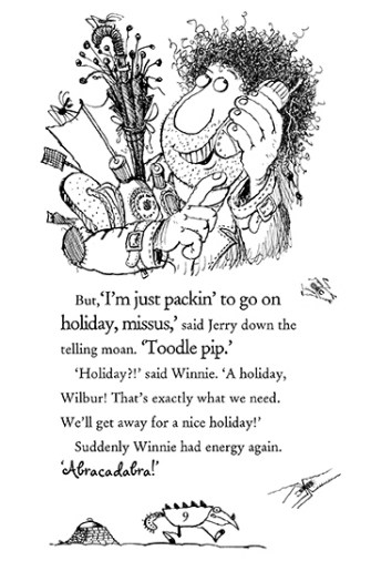 Giddy Up Winnie