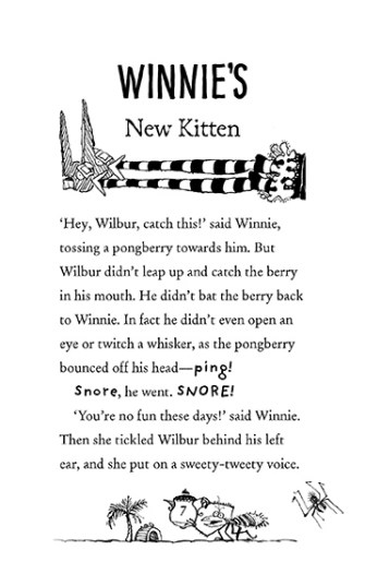 Winnie the Bold