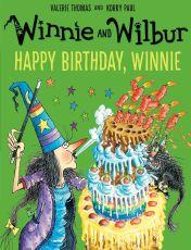 Happy Birthday Winnie