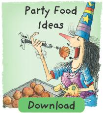 Winnie Party Food Ideas