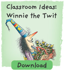 Winnie Classroom ideas: Winnie the Twit Story 1 & activities