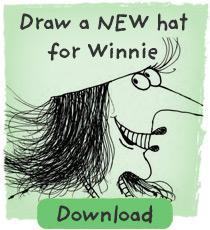 Draw a new hat for Winnie