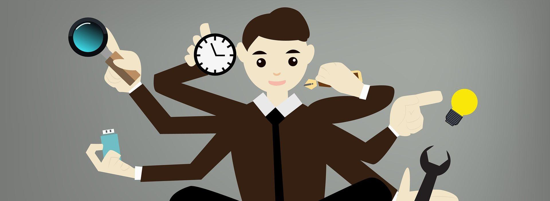 The Myth About Multitasking