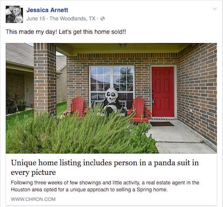 Viral marketing, real estate, Realtors