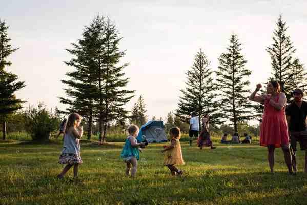 Winnipeg Folk Festival photo