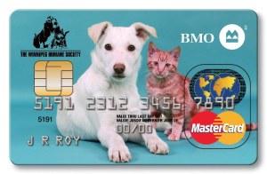 Winnipeg Humane Society MasterCard