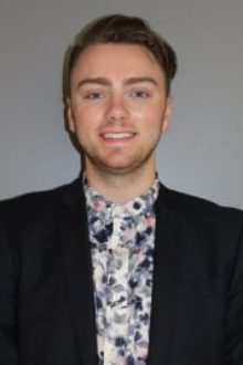 RYAN LEECH - Marketing Coordinator