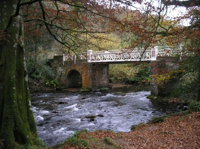 Marsh Bridge, Nr Dulverton