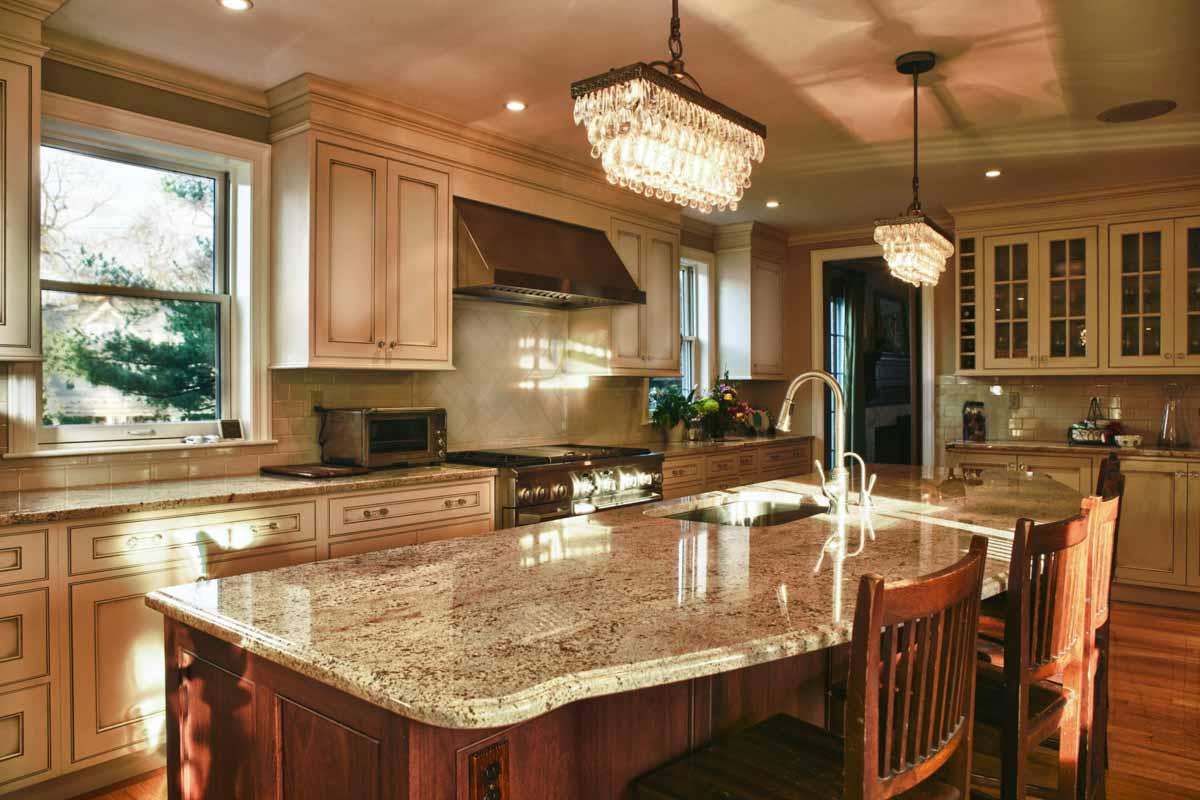 Winslow Architects Single Family renovation arlington ma