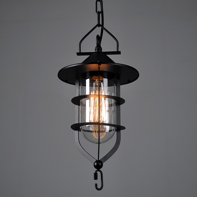 Metal Light Bulb Cage