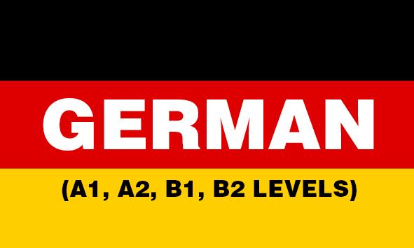 German levels