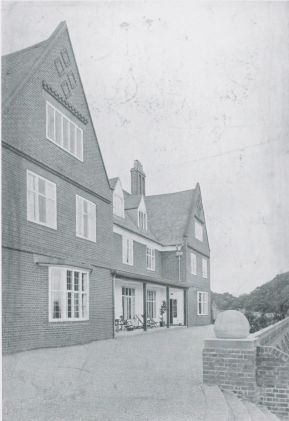 Terrace, 1911, Winterbourne House and Garden, Digging for Dirt