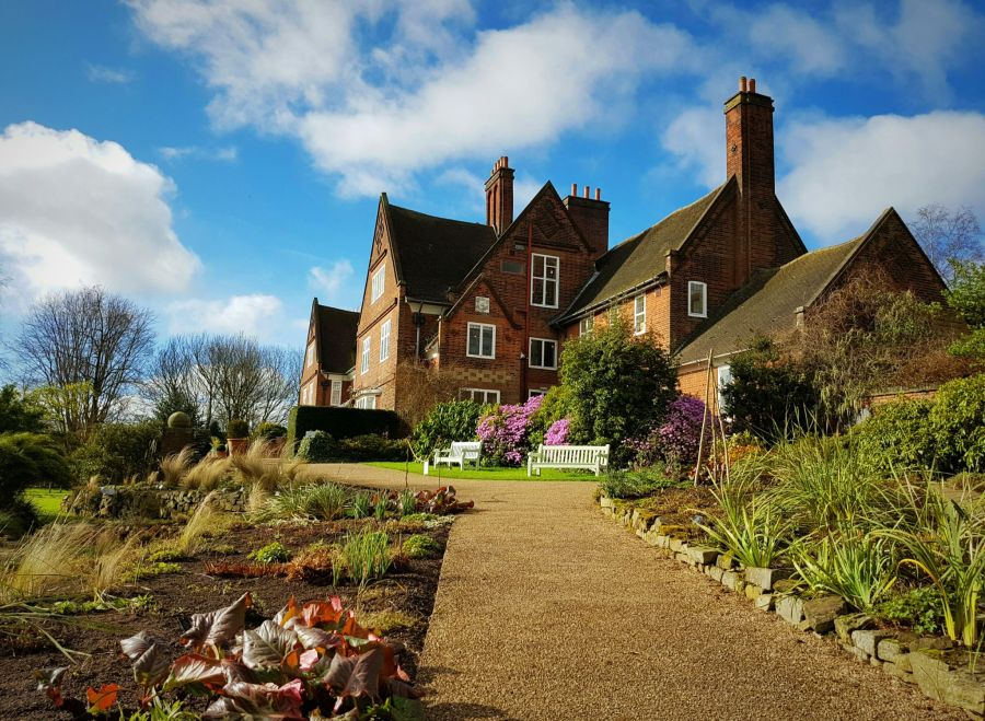 Winterbourne House, photograph by Chris Howell, Winterbourne House and Garden, Digging for Dirt
