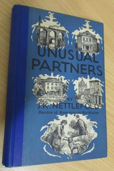 Unusual Partners by Ken Nettlefold, News From the Archives: Ken Nettlefold and the First World War, Winterbourne House and Garden, Digging for Dirt