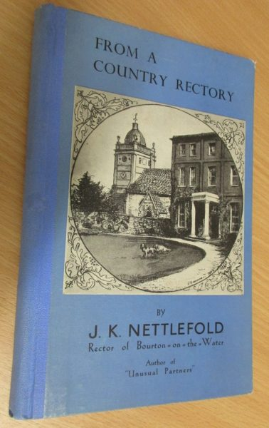 From a Country Rectory by Ken Nettlefold, News From the Archives: Ken Nettlefold and the First World War, Winterbourne House and Garden, Digging for Dirt
