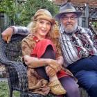 Tony Quarrington and Zoey Adams