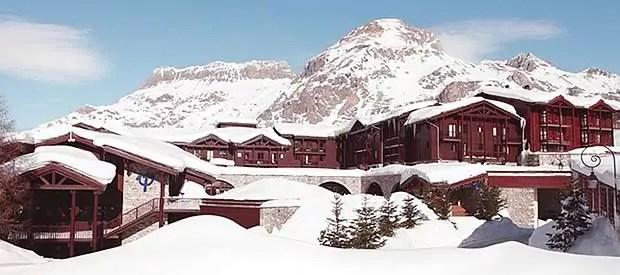 ClubMed luxe wintersport