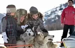 Kindvriendelijke wintersport ClubMed Pragelato Via Lattea