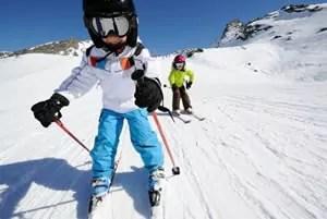 Kindvriendelijke skigebieden in Oostenrijk